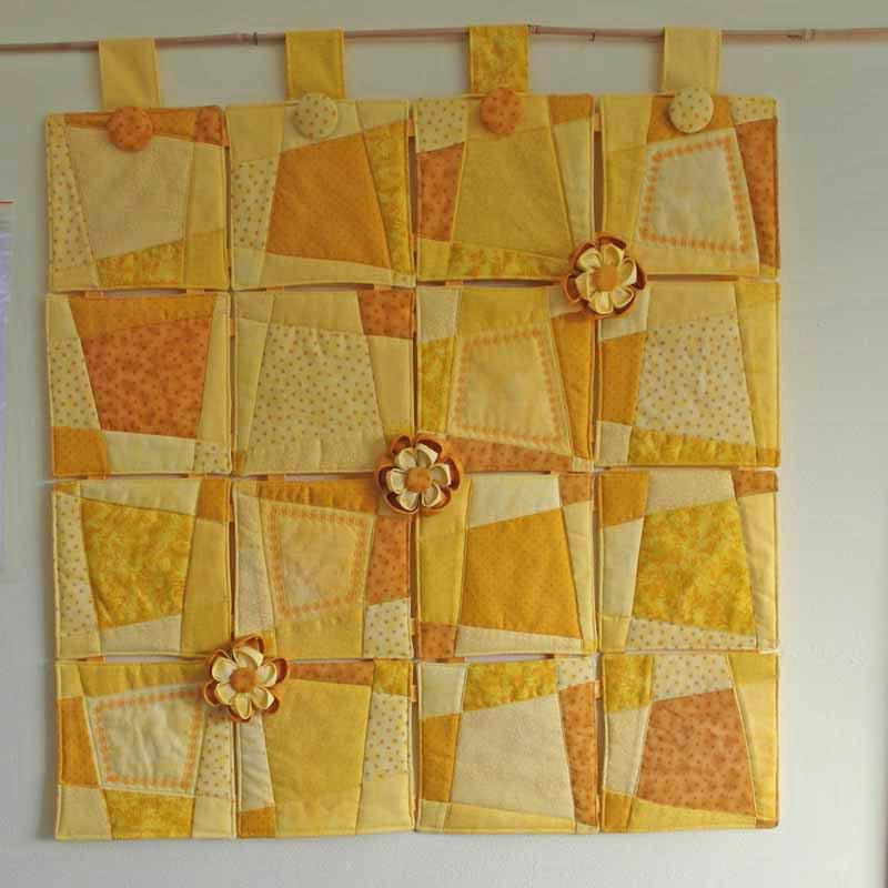 Crazy-Patchwork-Wandbehang