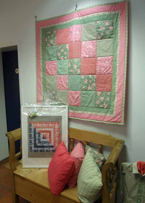 Westfalenstoffe-Wales-Muster-Quilt