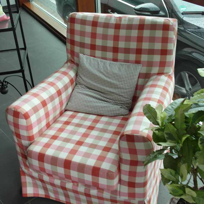 Westfalenstoffe-Sesselbezug