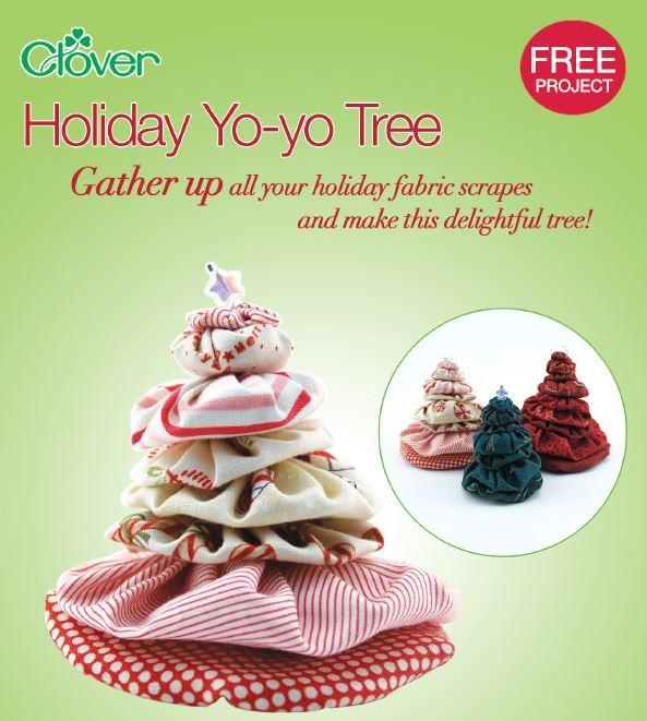 Clover-Jo-Jo-Weihnachtsbaumturm