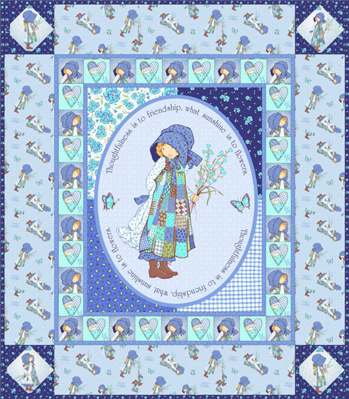 z2354blue1_SPX-Fabrics-Patchworkstoff-Panel-Holly-Hobbie_5