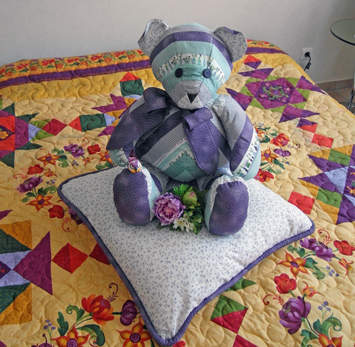 Teddy-Fremdenzimmer