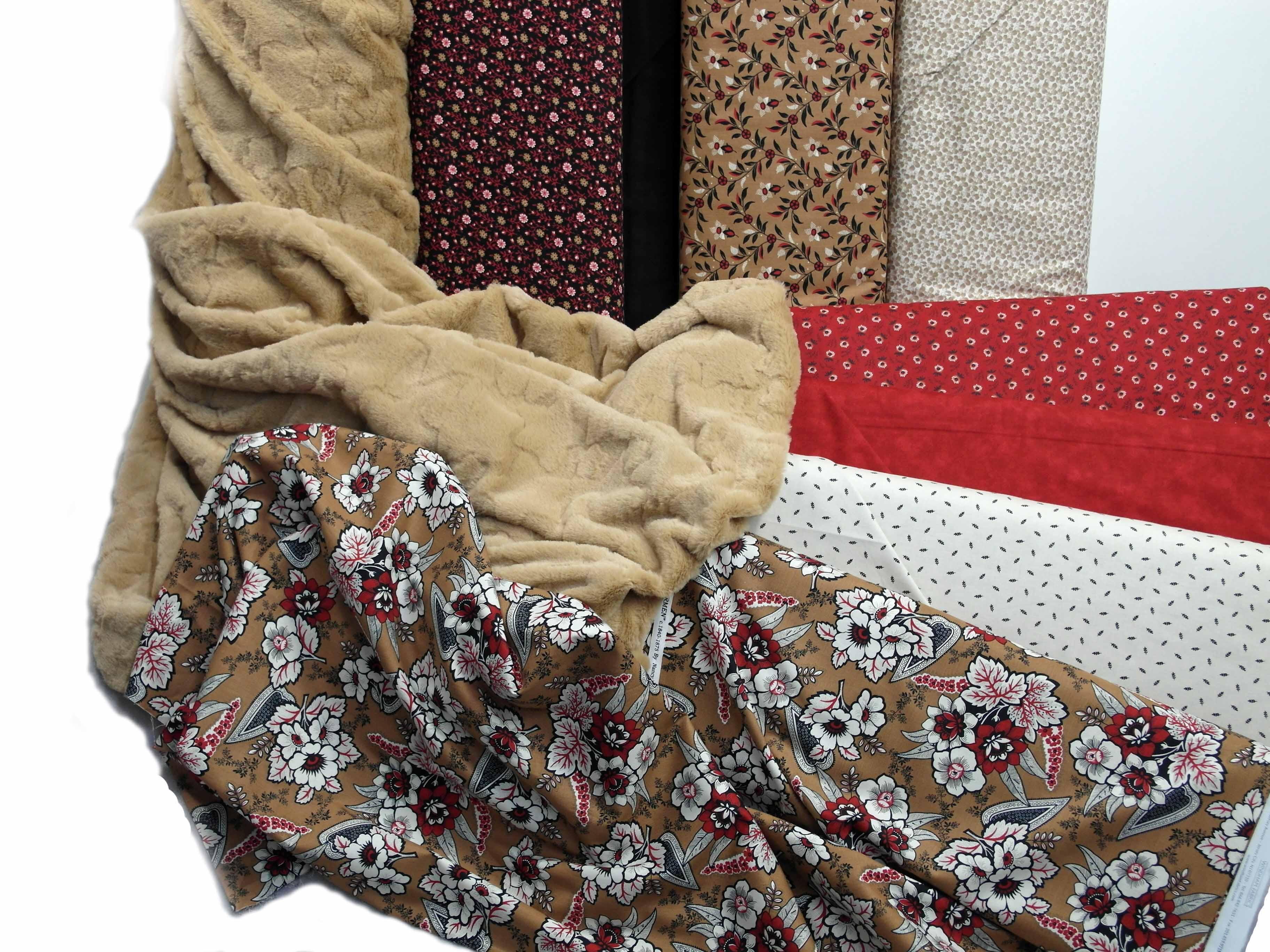 Windham-Fabrics-Carmen-mit-Katinka-Fleece